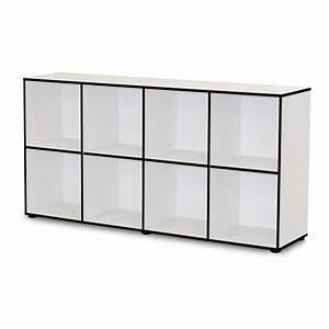 Sideboard Schwarz Weiß : sideboard schwarz wei anrichte raumteiler kommode wohnzimmer schrank neu ebay ~ Sanjose-hotels-ca.com Haus und Dekorationen