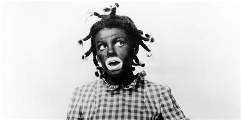 A History Of Blackface In Movies From 'birth Of A Nation