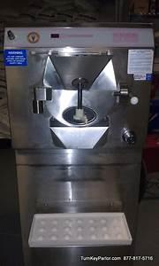 Used Carpigiani Lb 502 Batch Freezer Ice Cream Machine