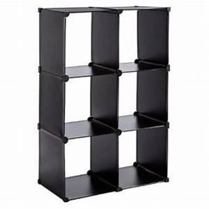 Etagere Cube Noir : module cube rangement comparer 52 offres ~ Teatrodelosmanantiales.com Idées de Décoration