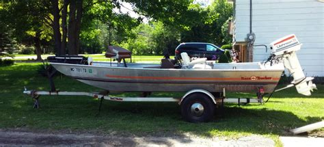 Ebay Boats For Sale In Michigan by Bass Tracker Boat For Sale From Usa