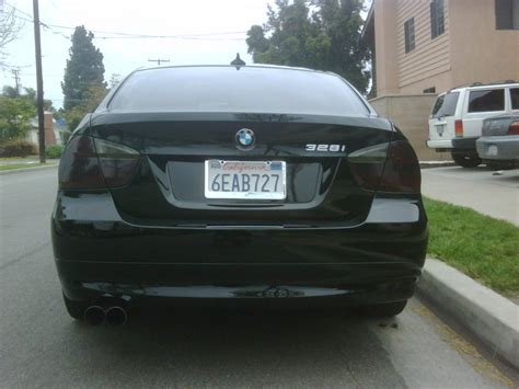 blacked out tail lights fs blacked out tail lights pre lci sedan 70 shipped