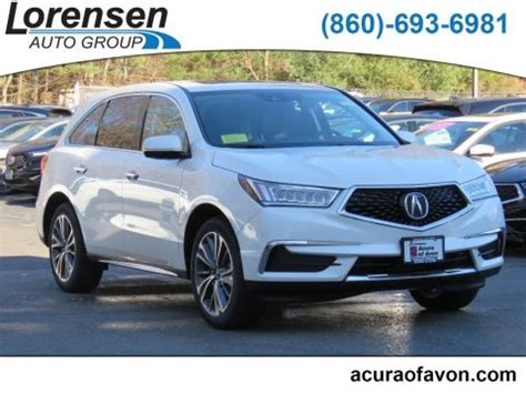 Acura Of Milford Ct by New Acura Mdx In Milford Ct Acura Of Milford
