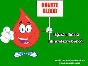 Donate blood sa... Blood Donation Malayalam Quotes