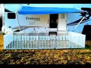RV Portable Dog Fence for Camping