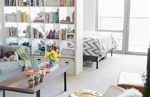 Meubler Son Appartement Pas Cher : 41 super photos pour meubler son appartement makeover appart 39 studio meubl am nagement ~ Maxctalentgroup.com Avis de Voitures