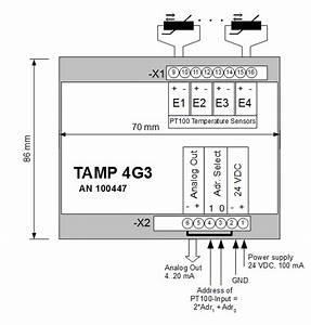 Pt100 Temperatur Berechnen Formel : anschlussplan multiplexer tamp4 g3 ~ Themetempest.com Abrechnung