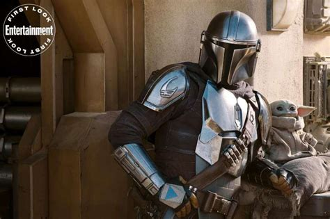 First Look Images For 'The Mandalorian' Season Two ...