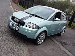 2003 Audi A2 Green 1 4 Sport Service History S3 Alloys Wheels   30 Days Warranty   P  X