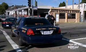 Alameda County sheriff's deputy hit by suspected drunk ...