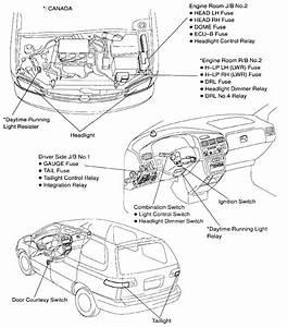 1998 Used Toyota Sienna