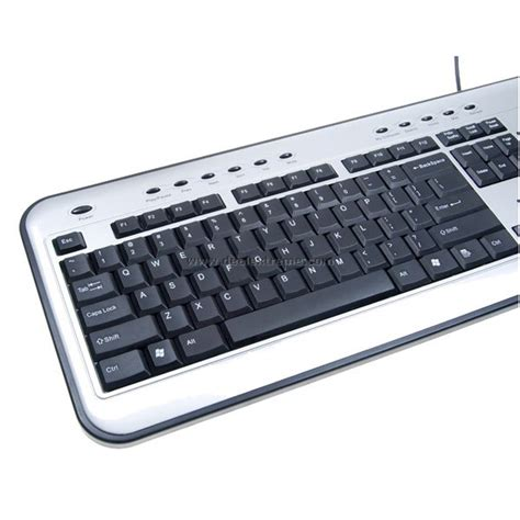 multimedia keyboard  super slim keys  shipping
