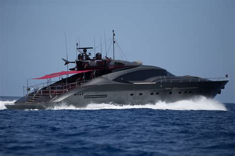 Superyacht Ascari Added To Jack Tar Charter Yachts In The