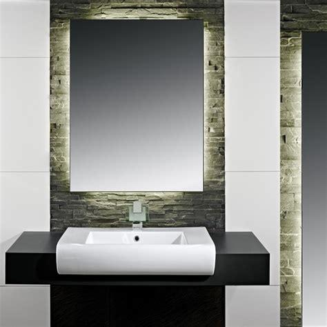 Le über Badspiegel by Hinterleuchteter Badspiegel Led Ilumiled 989706603