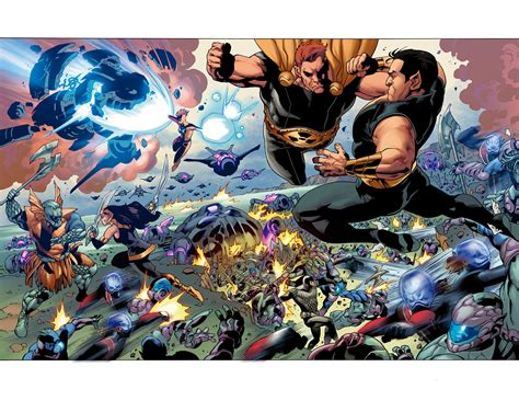 squadron supreme new look at squadron supreme 1 laughingplace