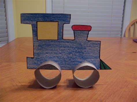 Train Story Time  Recipes For Reading
