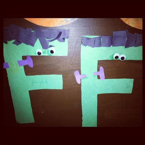 preschoolers are doing f this week letter f craft for 272 | 02dc56c7006f89847ef1f82651a3895b