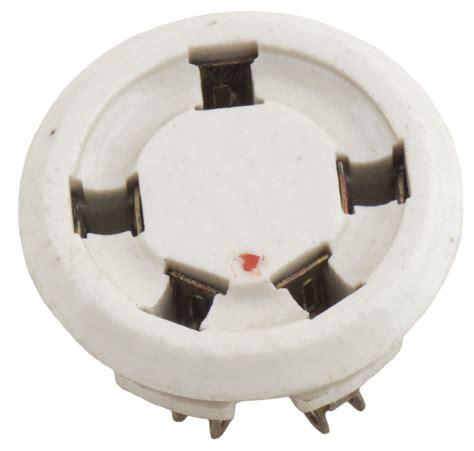 Amphenol Ceramic Socket - 5 Pin