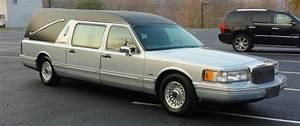 1994 Lincoln Town Car Hearse  Ambulance