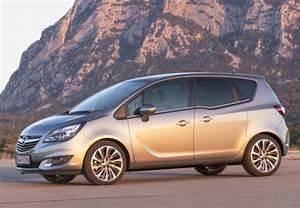 Fiche Technique Opel Meriva : opel meriva 1 4 100 ch twinport essentia ann e 2013 fiche technique n 158323 ~ Maxctalentgroup.com Avis de Voitures