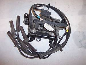 2009 Pontiac G6 3 5 Engine Coil Pack With Spark Plug Wires