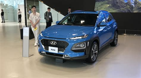 2018 hyundai kona revealed and australian details 1 of 44