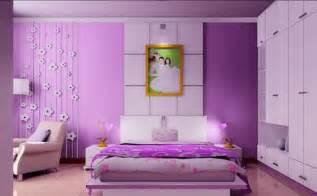 Purple Bedroom Ideas Purple Wedding Bedroom Decoration Purple Picture