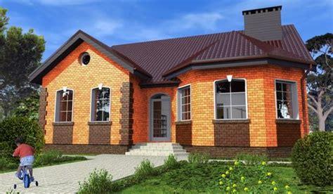 Проекты домов из кирпича 10 на 10, 10 на 12, 10 на 8