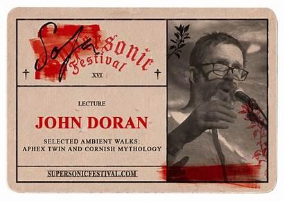 John Aphex Doran Twin Bst Sunday July