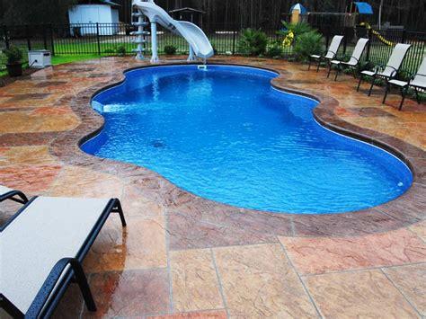 pool blue color colors viking pool