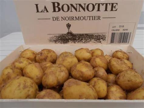 cuisiner les pommes de terre de noirmoutier pomme de terre noirmoutier bonnotte ile de noirmoutier