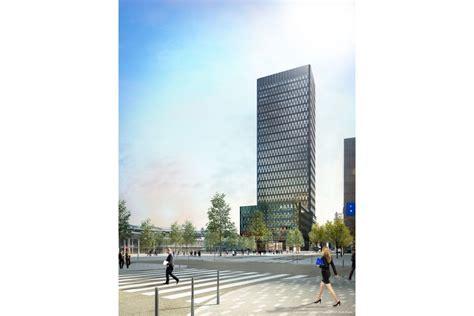 bureau veritas lyon dominique perrault architecture immeuble vie to lyon