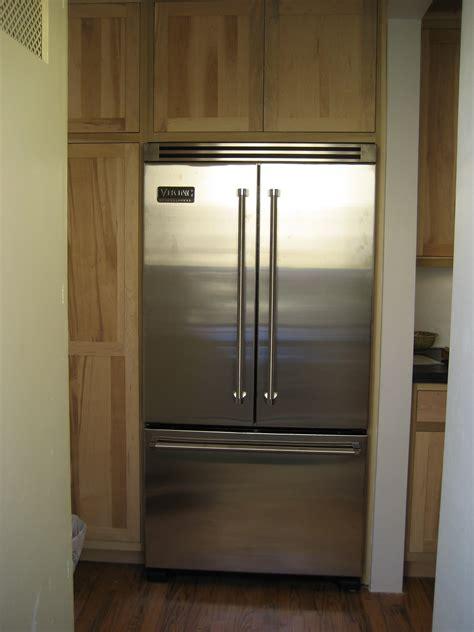 Viking Cabinet Depth Refrigerator Cabinets Matttroy