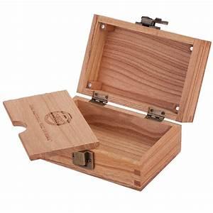 Boite à Thé Bois : boite en bois raw boite de rangement mistersmoke ~ Teatrodelosmanantiales.com Idées de Décoration