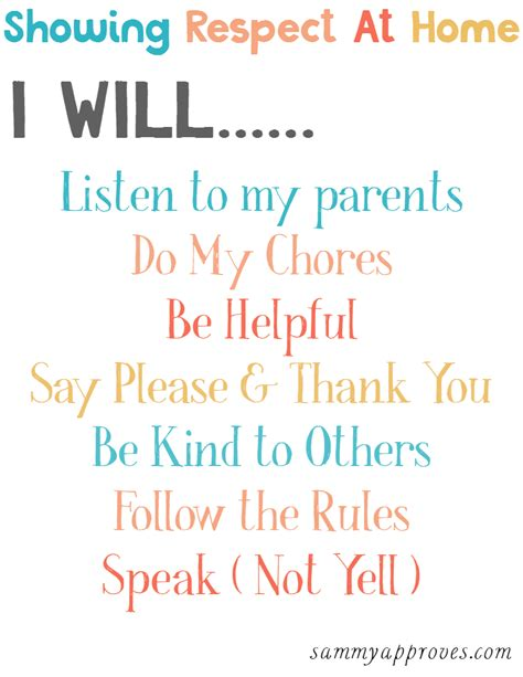 8 Positive Ways To Teach Respect To Your Kids