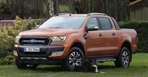 essai ford ranger tdci 200 wildtrack cabine le haut de gamme