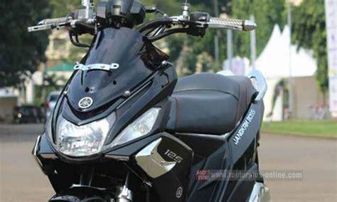 modif mio m3 pakai windshield informasi otomotif mobil motor