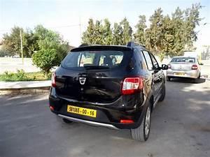 Essai Dacia Sandero Stepway : dzautos magazine automobile essai de dacia sandero stepway 1 195 000 da ttc ~ Gottalentnigeria.com Avis de Voitures