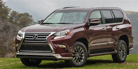 2018  Lexus  Gx  Vehicles On Display  Chicago Auto Show