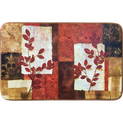 Chef Kitchen Rugs by Home Dynamix Designer Chef 24 In X 36 In Anti Fatigue