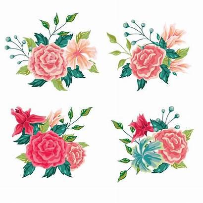 Composition Vector Floral Graphics Clipart Edit