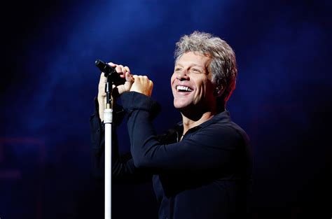 Jon Bon Jovi Gets His Face Carved Pumpkin For