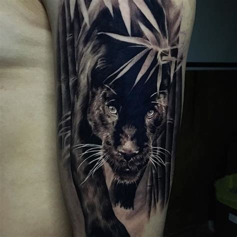 25+ Best Ideas About Black Panther Tattoo On Pinterest
