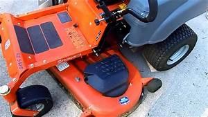 Husqvarna Rz5426 Zero Turn Mower Review Followup