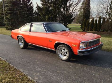 Find Used 1976 Chevrolet Nova Concours Coupe  Race Car