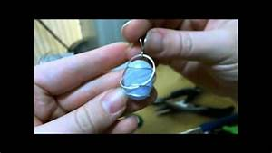 Simple Wrapped Cabochon Tutorial