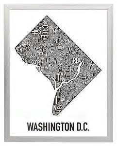 White Washington DC Neighborhoods