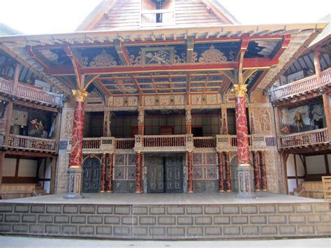 Shakespeare Globe Theatre Stage