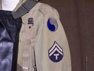 U S  Army Technician 5th Grade  T  5  29th Infantry