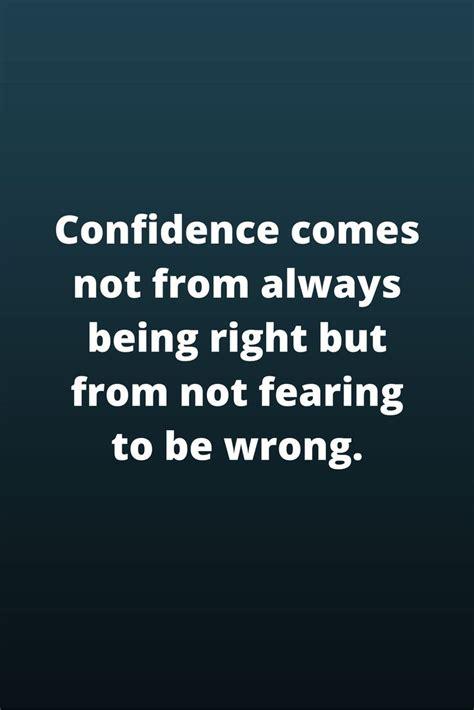 confidence quotes ideas  pinterest